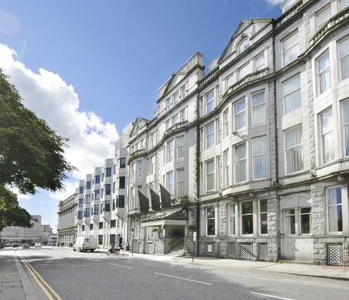 Image of Mercure Aberdeen Caledonian Hotel