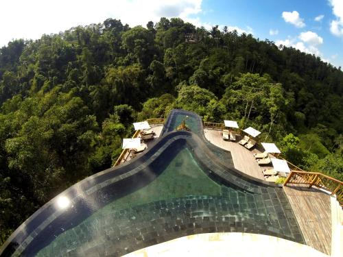 Hanging Gardens of Bali Bali Indonesia Overview pricelinecom