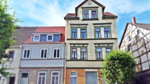 Alte Uhrmacherei Eisenach