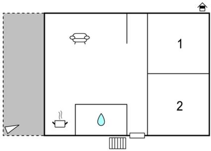 Floor plans Apartment Ante Starcevica bb IV