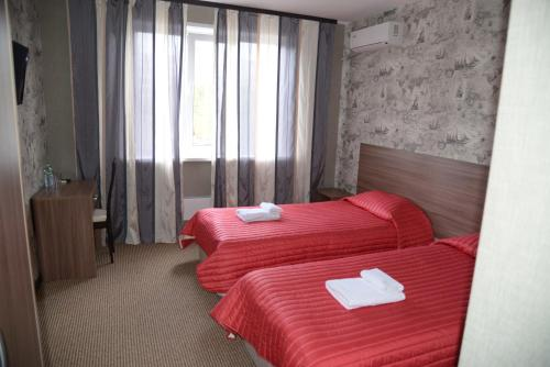 Stay at Expotel Hotel