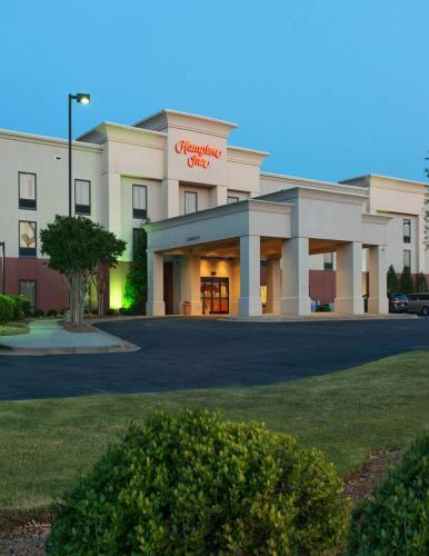 Hampton Inn Troy Al