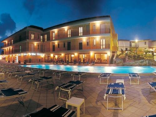 Borgo Saraceno Hotel Residence & Spa