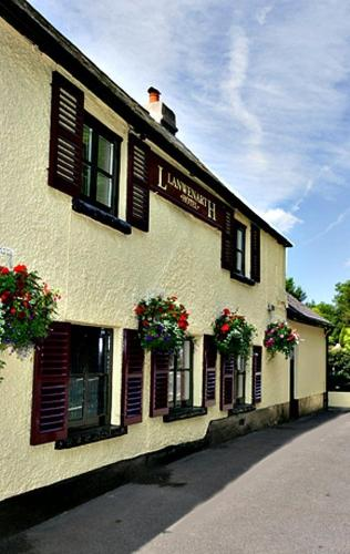 Photo of Llanwenarth Hotel & Riverside Restaurant Hotel Bed and Breakfast Accommodation in Abergavenny Powys