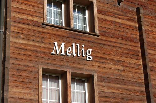 Отель Mellig Apartments 3 звезды Швейцария
