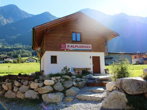 X-Alp Lodges front view