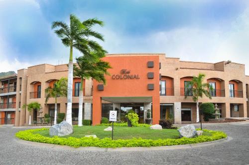 Picture of Hotel Colonial Hermosillo