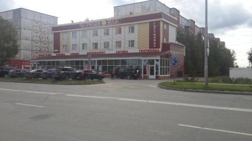 Отель Cherniy Mys Hotel 3 звезды Россия