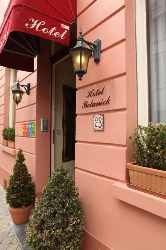 Отель Hotel Botaniek 3 звезды Бельгия