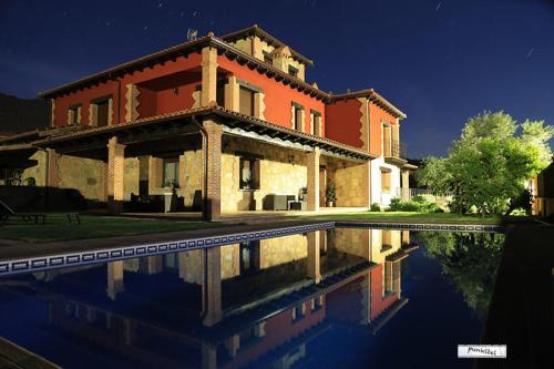 Отель Casa Rural La Canchalera 4 звезды Испания