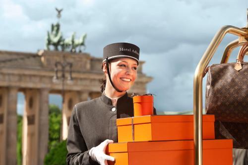 Hotel Adlon Kempinski Berlin photo 2