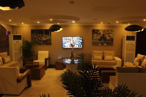 Qawafel Alhejaz front view