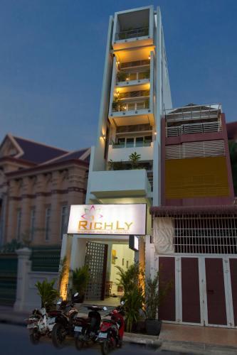 Отель Richly Boutique Hotel 2 звезды Камбоджа