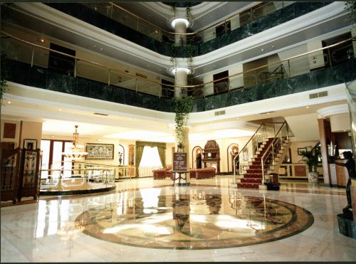 Hotel Infanta Cristina 41