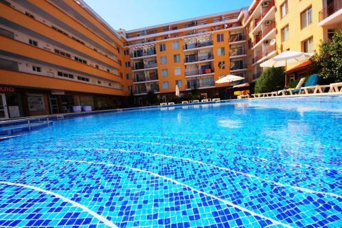 Отель Menada Sunny Day 1 Apartments 0 звёзд Болгария