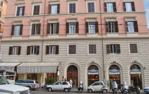 Casa Cavour front view