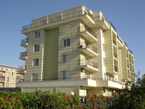 Andrianna Apartments, Поморие