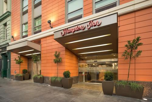Hampton Inn San Francisco Downtown/Convention Center - Promo Code Details