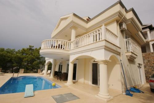 Отель Alanya View Villa 0 звёзд Турция