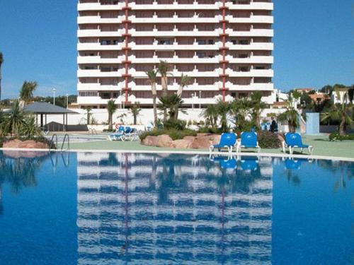 Apartamentos Coral Beach Unitursa, hotel en Calpe