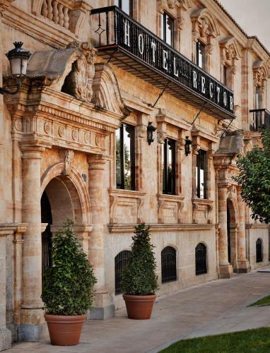 4 starts hotel in Salamanca