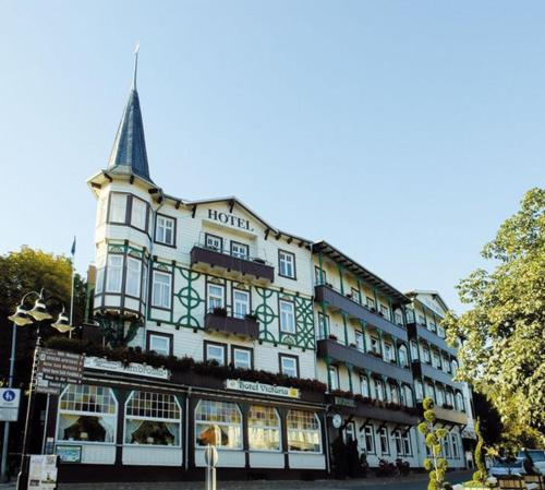 Hotel Victoria In Bad Harzburg