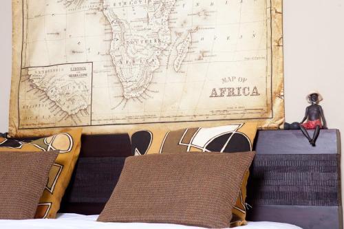 Habitación con cama extragrande y vistas al jardín Hotel Boutique Al- Ana Marbella 20
