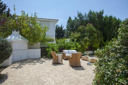 Villa Anafi Sea View