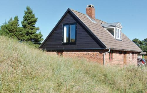 Holiday home Tane Hedevej Bl�vand II