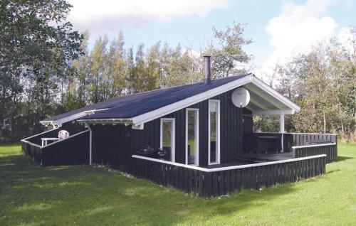 Holiday home Sennepsmarken Strandby IX