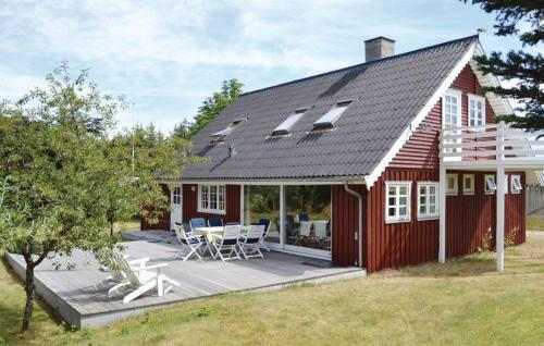 Holiday home Skagen with a Fireplace 151