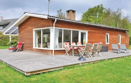 Holiday home L�rkev�nget Augustenborg V