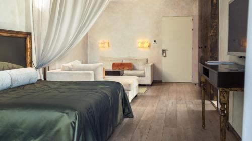Suite Jardín Hotel Castell d'Emporda 6