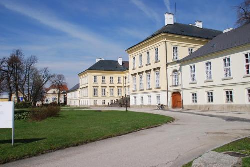 Zámek v Nových Hradech Jižní Čechy