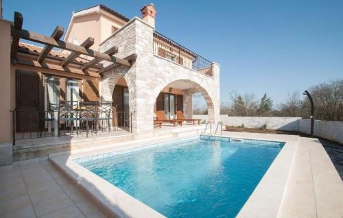 Отель Villa With Pool in Croatia Vrsar 4 звезды Хорватия