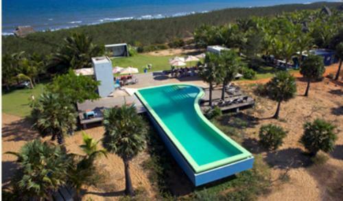 the dune eco village and spa pondicherry india. Black Bedroom Furniture Sets. Home Design Ideas