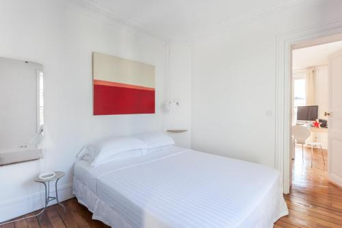 One-Bedroom Apartment- Rue Pierre Fontaine