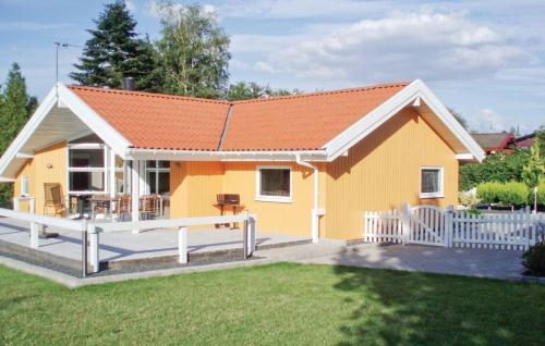 Holiday home Spurvev�nget Skibby Denm