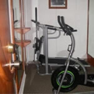 Fitness center Gran Hotel Texas