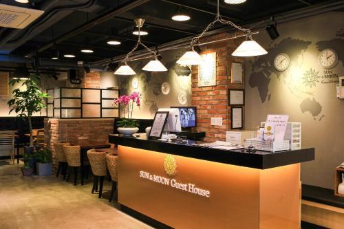 Отель Sun and Moon Guesthouse 0 звёзд Корея, Республика