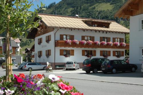 Pension Walserheim - Familienzimmer