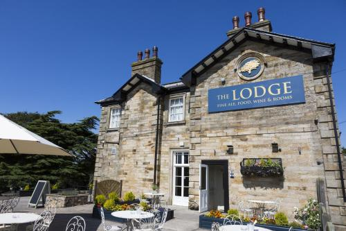 Stay at The Lodge Lancaster