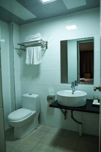 Wudangshan Jiale Business Hotel