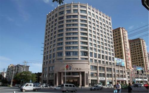 Zhangye Dinghe International Hotel