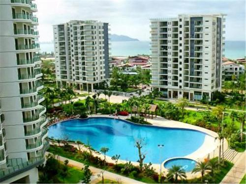 Sanya Linghai Seaview Apartment