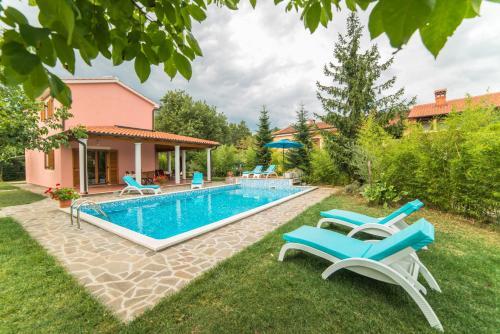 Istrian Villa Zminj 50