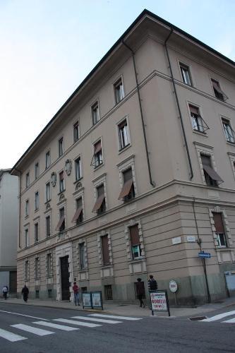 Отель Affittacamere Stelvio 0 звёзд Италия