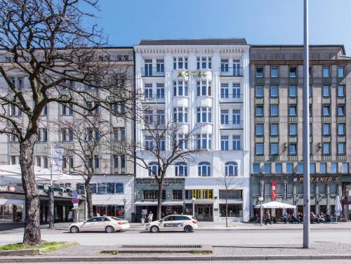Novum Hotel Kronprinz Hamburg Hauptbahnhof impression
