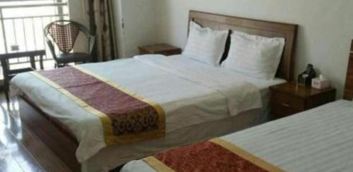 Отель Shijiazhuang Yijiangnan Boutique Hotel Wanda Plaza Branch 0 звёзд Китай