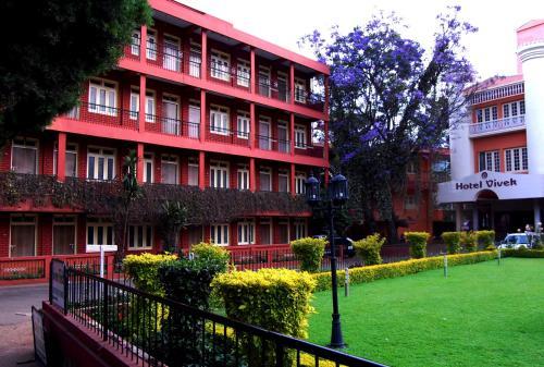 Отель Hotel Vivek 2 звезды Индия